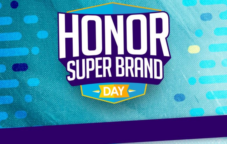 Honor Super Brand Day
