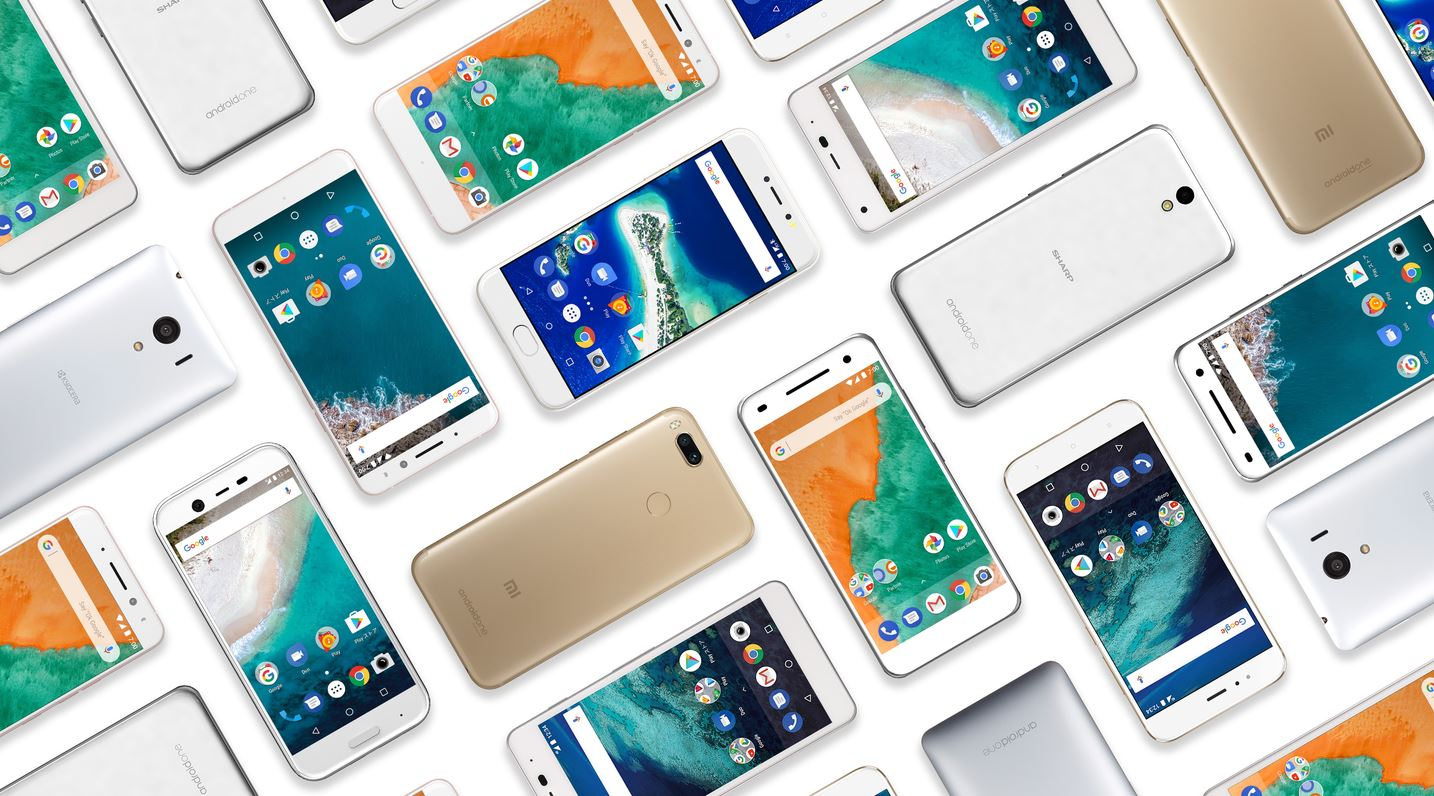 Android One Smartphones Header Header