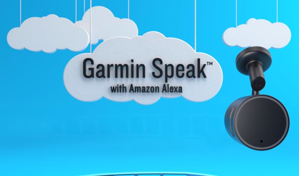 Garmin Speak Header