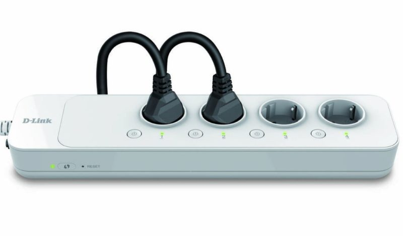 D-Link Smart Power Strip DSP-W245