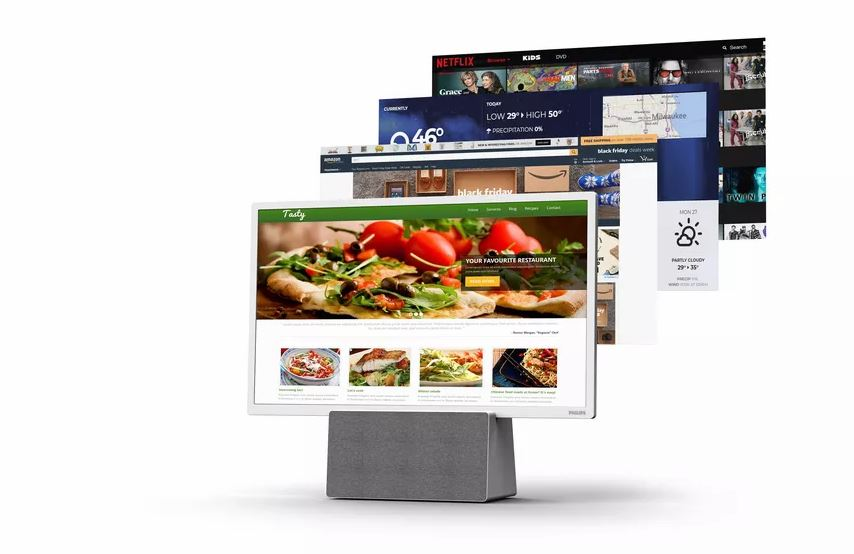 Philips Kitchen TV
