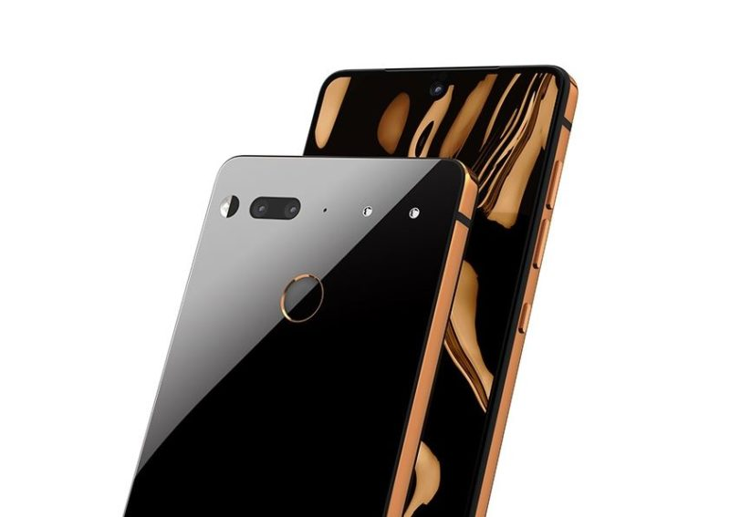 Essential Phone Farben Februar 2018