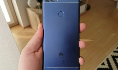 Huawei P smart Test