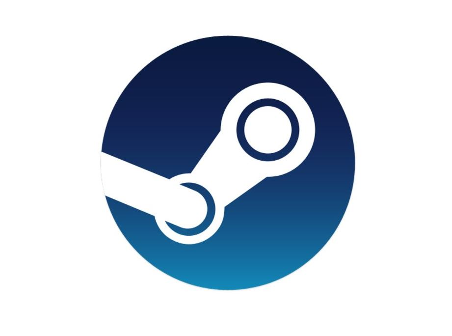 Steam Logo Header