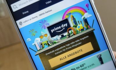 Amazon Prime Day Angebote Blitzangebote Header