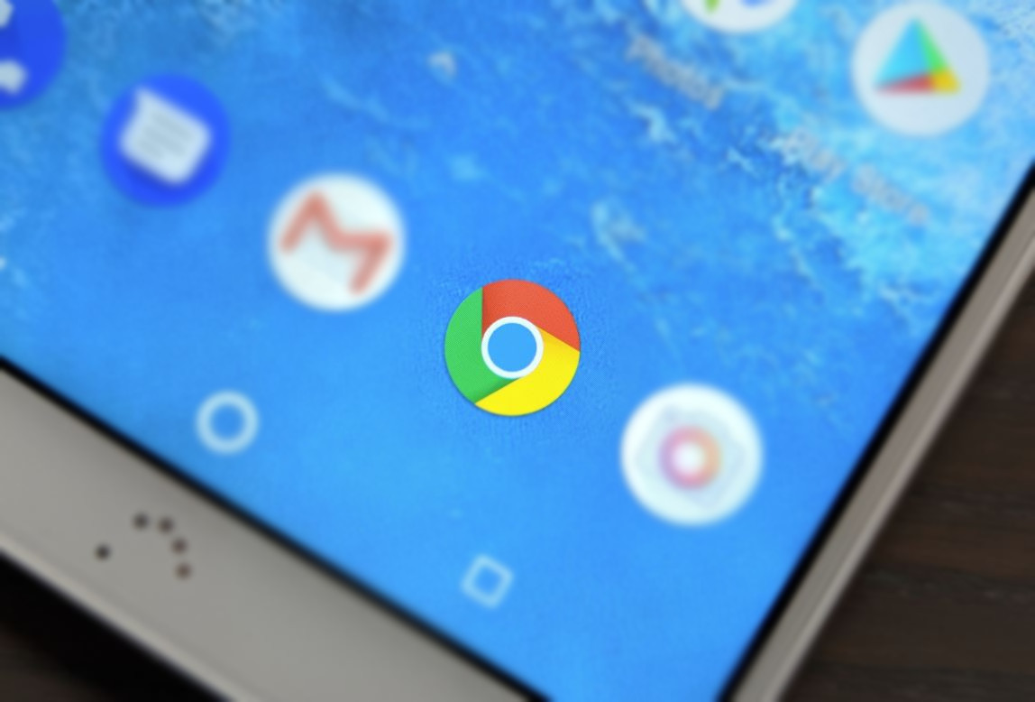 Chrome Android Browser App Logo Icon Symbol Header 2018