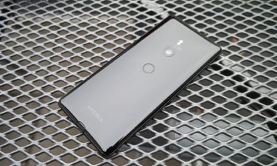 Sony Xperia XZ3 Test