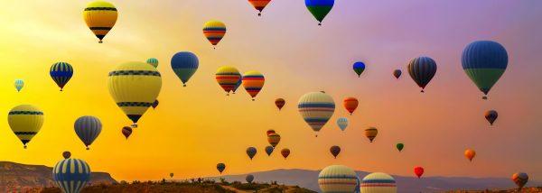 hot air balloon # 83
