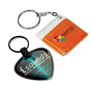 cheap keychains pvc led keyrings