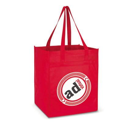 Large Tote Bags Red