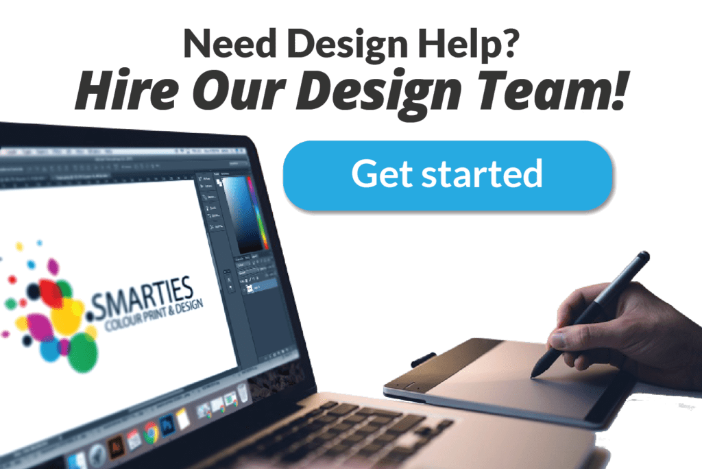 Printing Services - Hire Our Design Team