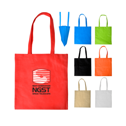Gusset Tote Bags Design and Printing Services Australia