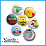 Button Badges Custom