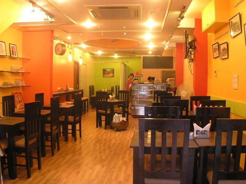 Bar And Restaurant Interior Design Ideas
