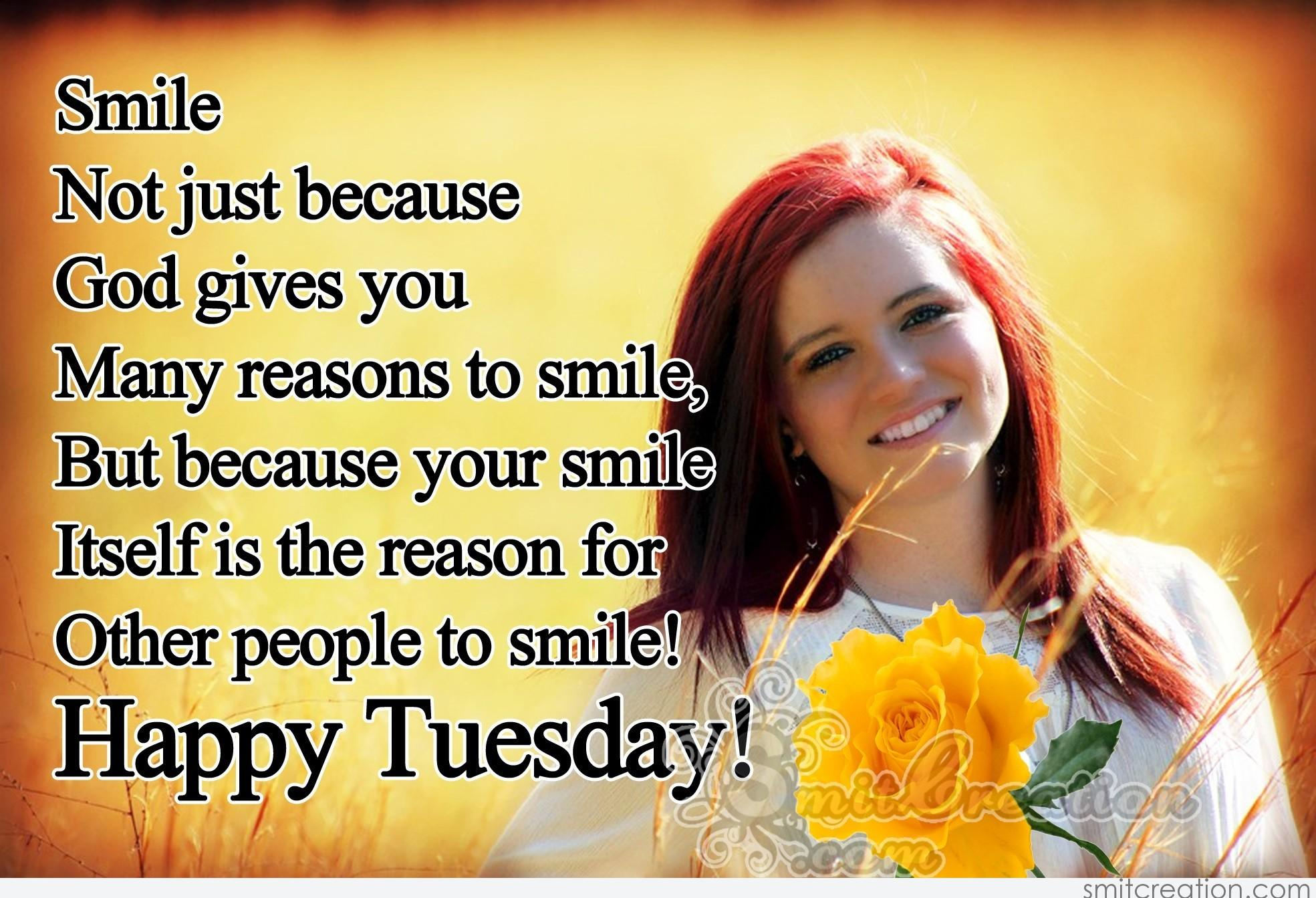 Tuesday Morning Blessings