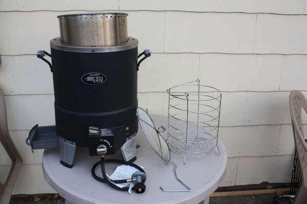 Easy Cooker Less Big Oil