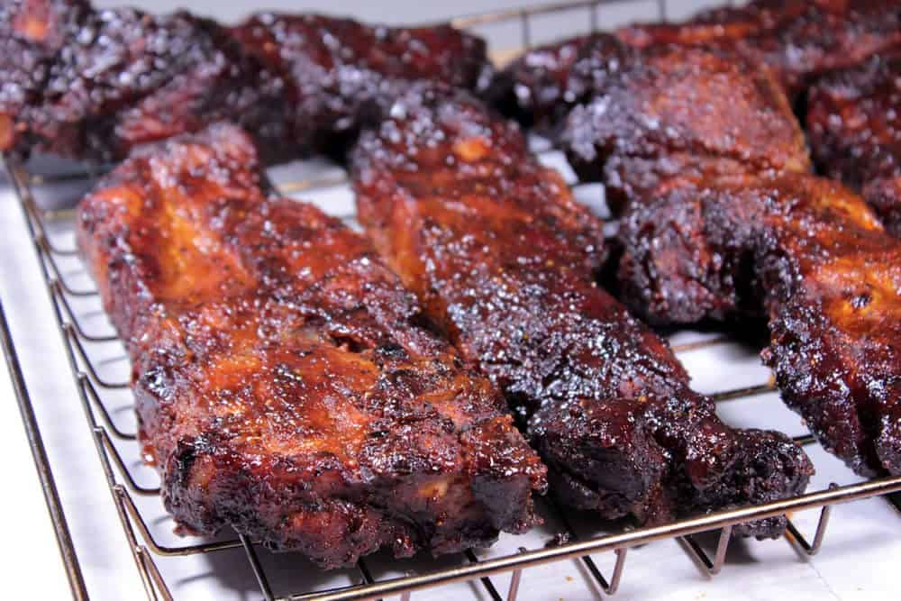 Quick Country Style Pork Ribs