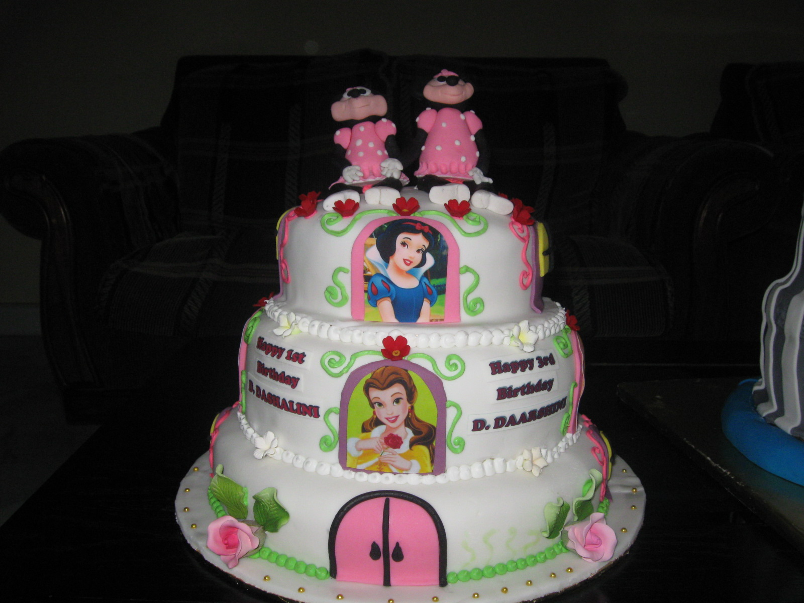 Princess Birthday Cakes 1 Year