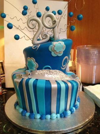 11 Best 29th Birthday Cakes Photo 29 Year Old Birthday
