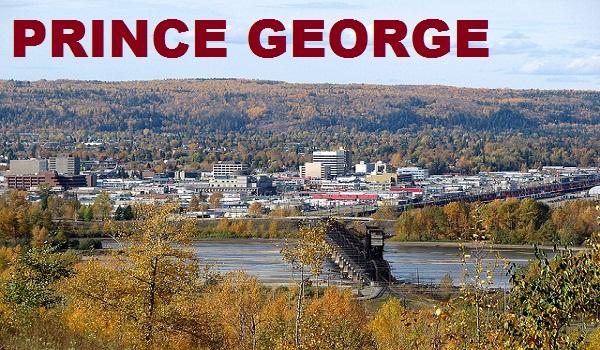 Prince George BC