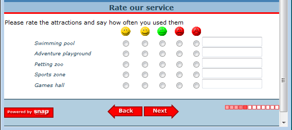 Web Security Questionnaire