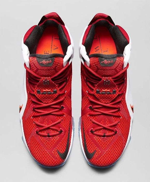 Nike LeBron 12 'Heart of a Lion' is Releasing Thursday ...