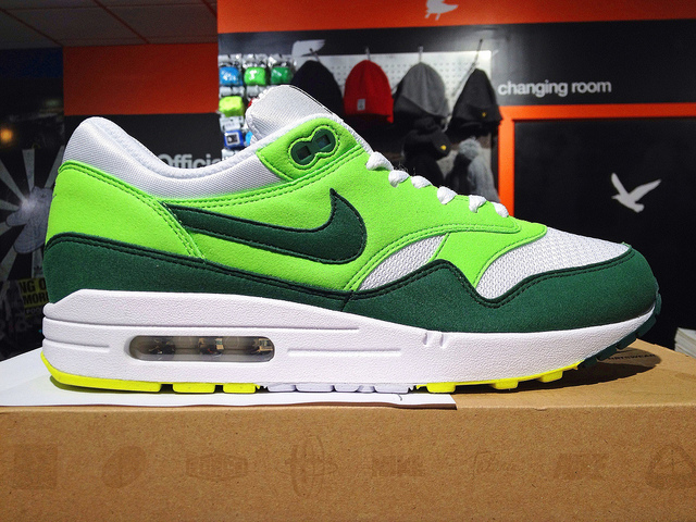 Fake Nike Air Max 2012 Green
