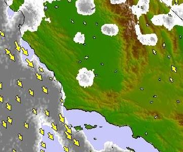 HD Decor Images » South California Cloud Forecast