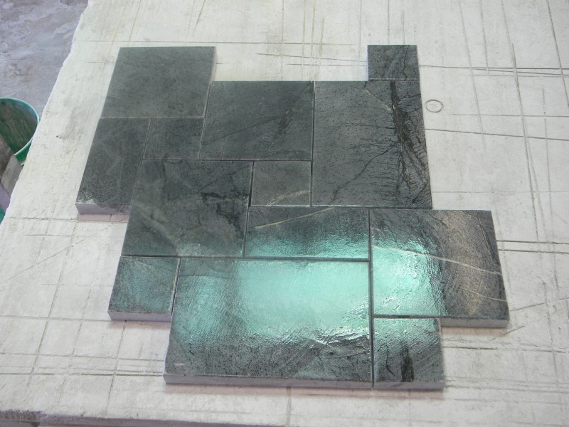 Soapstone Flooring By California s Own   Soapstone Werks Browse Our Soapstone Flooring Gallery