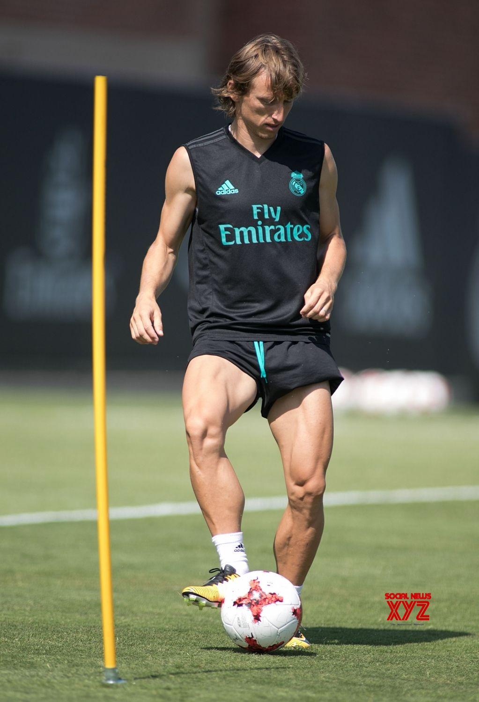 d3e147066 Real Madrid s Modric takes jersey No.10 - Social News XYZ