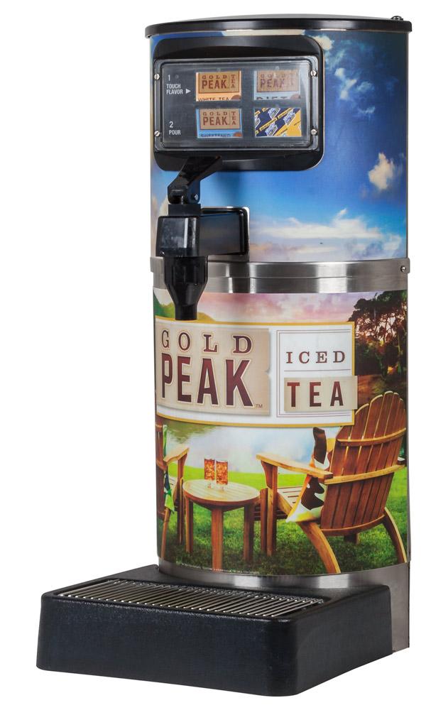 Soda Beverage Dispenser