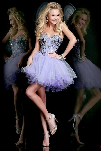 16 Sweet Blue Dresses Dark