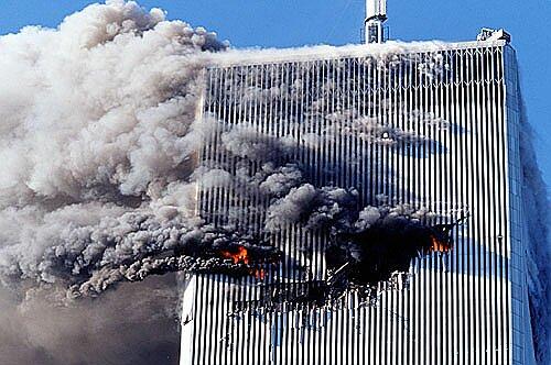 Center Plane Crash World Trade