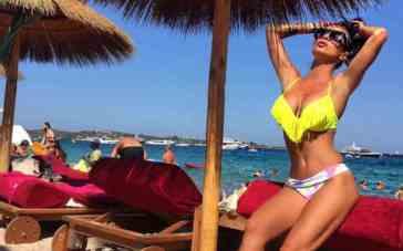 """Anche la famosa showgirl italiana approda su OnlyFans: """"Quando arriva il bonifico…"""""""