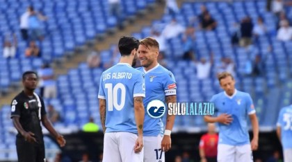 Lazio, Motionless desert withdrawal from nationwide crew