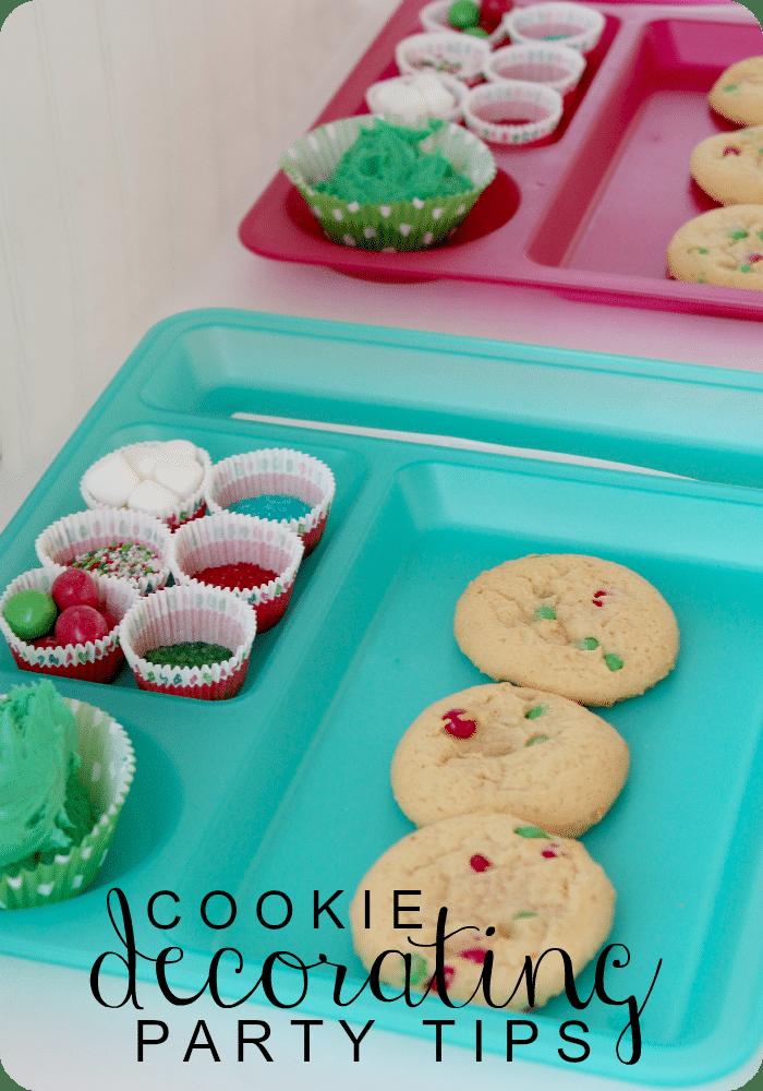 Birthday Ideas Cookie Decorating
