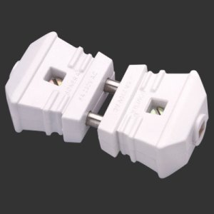 Huge Range of Electrical Accessories Fittings in India   Sonera     6A 2 Pin M F Set