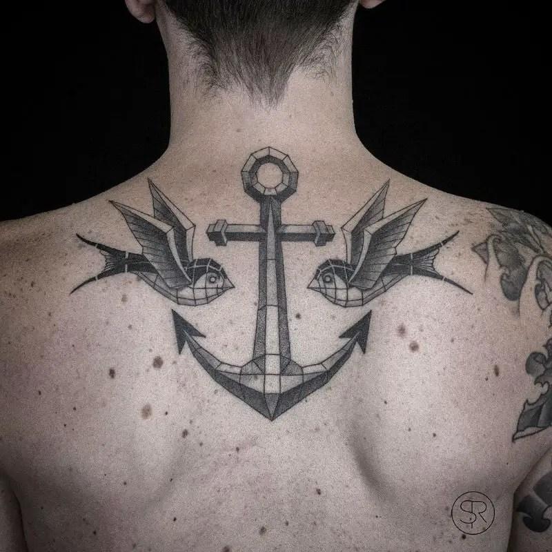3d Animal Tattoos By Sven Rayen