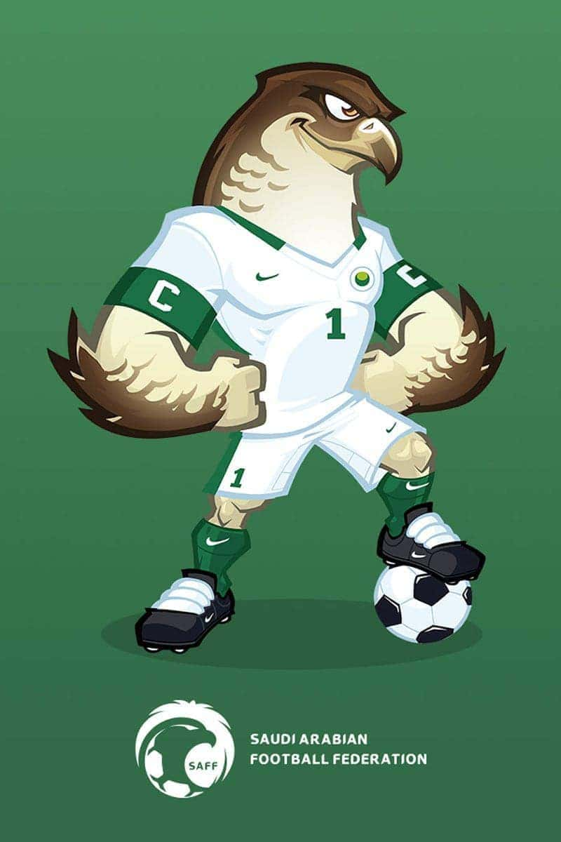 Sosfactory Mascot Design For Abdul Latif Jameel League