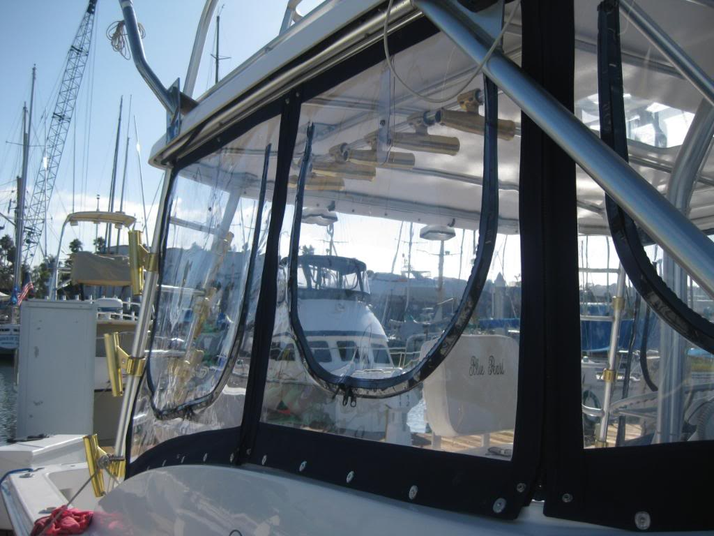 Boat Interior Replacement