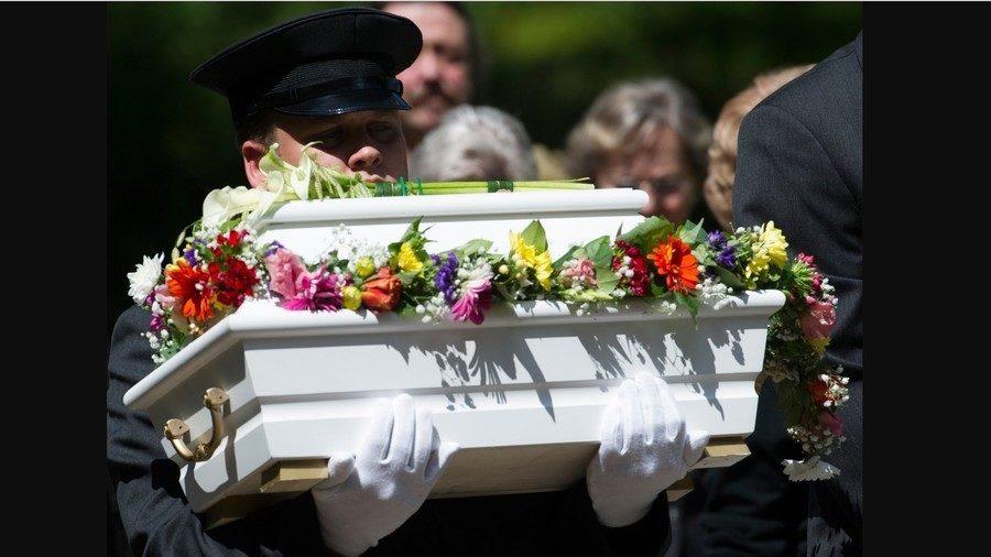 Funeral Flowers Baby Boy