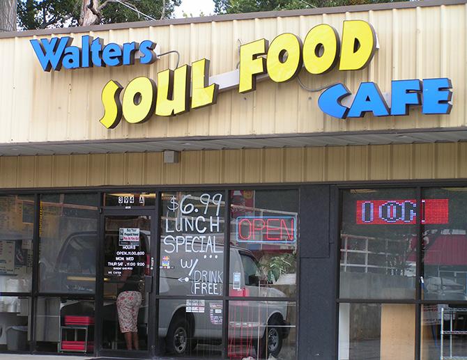 Soul Food Restaurants Atlanta