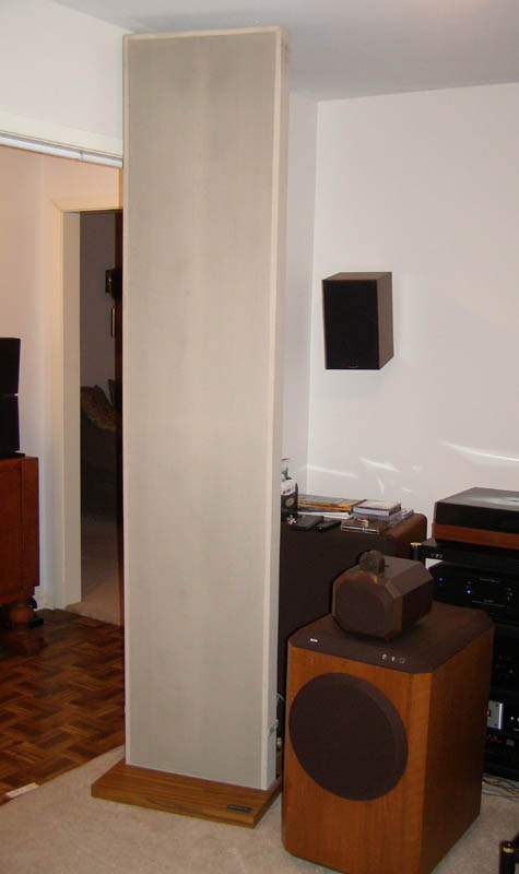 Acoustat 2 2 Electrostatic Speakers