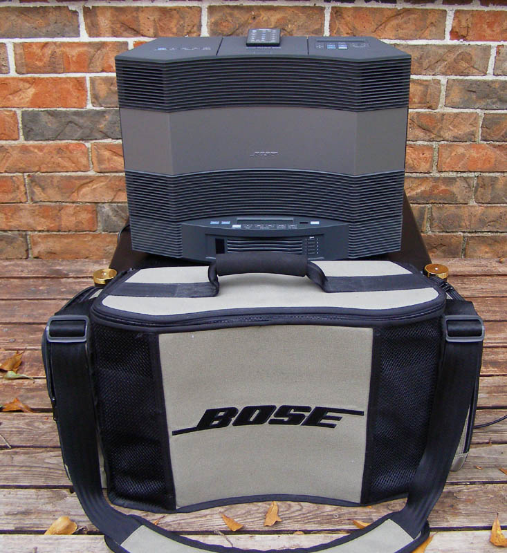 Bose Accoustic Wave Battery Pack