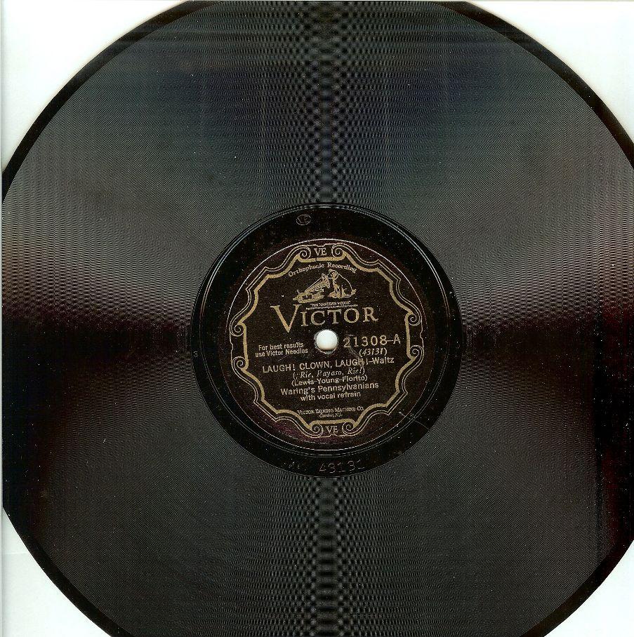 Laugh Laugh Phonograph Song