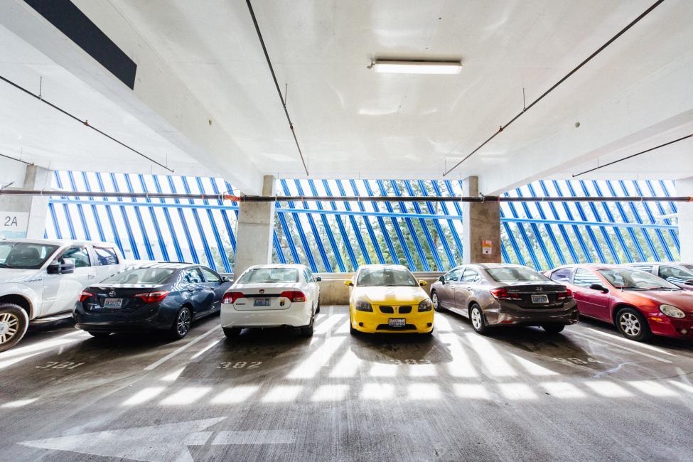 Tukwila Station Parking