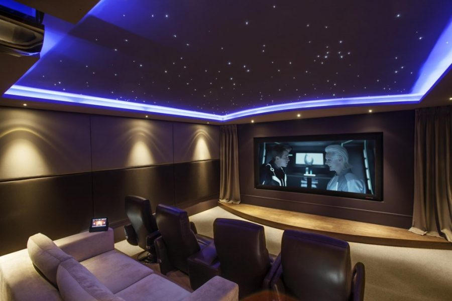Home Theatre Room Design  5 Tips for Acoustic Heaven   Soundzipper Home theatre room design