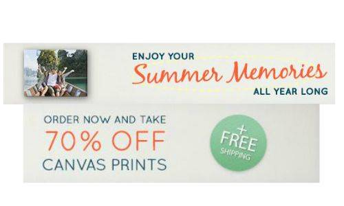 Easy Canvas Prints: 72% Off + Free Shipping :: Southern Savers