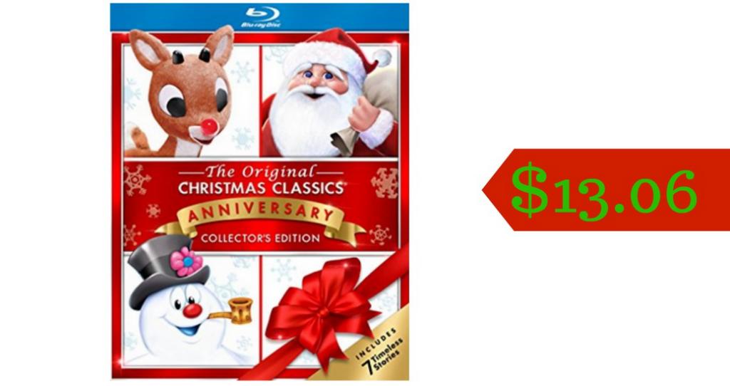 classic christmas favorites dvd set