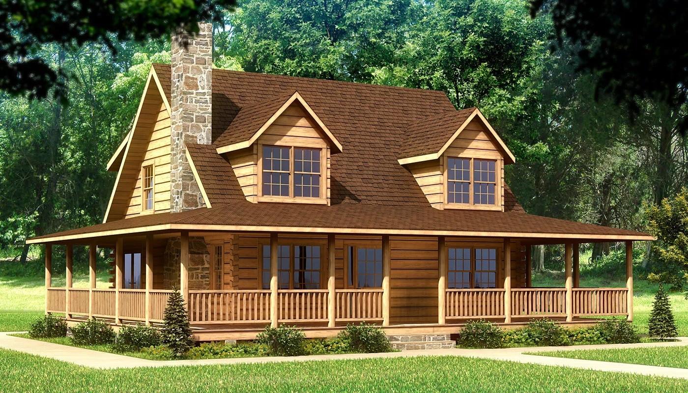 Best Kitchen Gallery: Beaufort Plans Information Southland Log Homes of Log Home Design  on rachelxblog.com